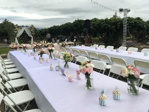 【台中歐式自助餐】戶外婚禮推薦派對buffet形式|婚禮籌備廠商請的是中部有名的專業外燴廠商※充滿溫馨和趣味的戶外婚禮,推薦歐式雞尾酒廠商的協助