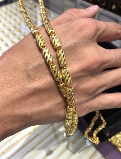 【高雄金飾店】網路人氣推薦的金戒指項鍊專賣店,價錢都很便宜又公道!奇妙金飾分享介紹,金項鍊價格讓人驚喜!