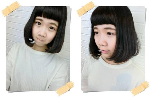 【高雄髮型設計師】高雄美髮店的染髮及燙髮美多人推薦的!比一般髮廊的燙髮價錢划算又專業,超滿意我的新髮型呀!