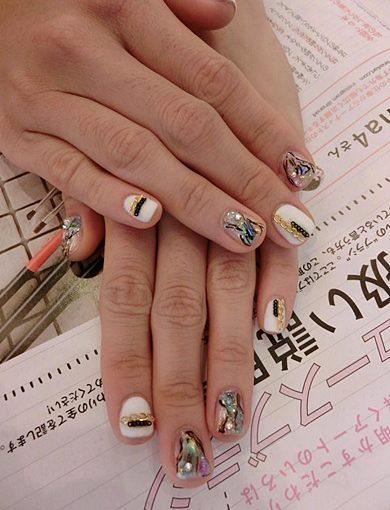 【美甲推薦台南】終於到台南美甲店做評價分享超好的光療指甲,好多人推薦的法式美甲款式超多呀!