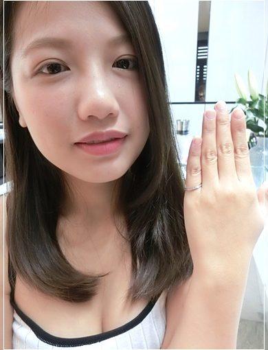 【台南鑽石推薦】台南銀樓評價分享鑽石‧金飾專賣店,不僅gia鑽戒設計的超精緻,就連我的K金戒指也超好看的呢