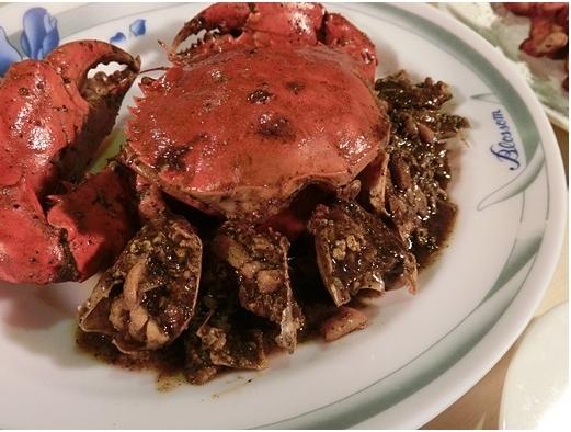 【高雄美食餐廳】我常去的高雄聚餐餐廳是好多人推薦的活蝦餐廳!他們的美食相當豐富又好吃~所以才很多人推薦呀~~