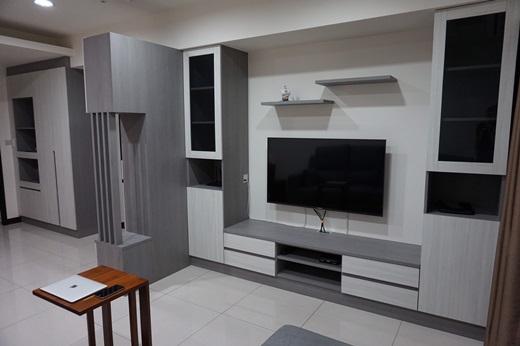【台南系統櫃】台南這間系統家具公司在施做交屋的時間好準時※設計系統櫃的整體風格好喜歡~介紹這間歐化系統廚俱公司給大家喔~