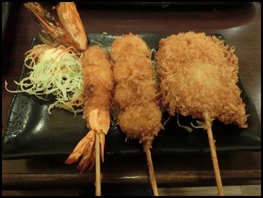 【台南日本料理推薦】台南燒烤店的串燒料理太美味了~好推薦巷弄中的日式美食料理餐廳呀!評價及價位都讓人超滿意的~