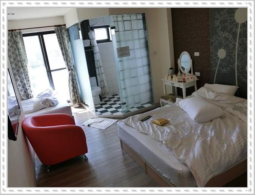 【台南住宿】哇~我住宿的台南日租套房評價超好的!比民宿還讚耶~價錢也比較划算呀!難怪那麼多推薦啦~