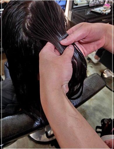 【台北髮廊】推薦台北髮廊的髮型設計師,超喜歡我現在的髮色~哥德式護髮也讓我的髮質變好好喔!