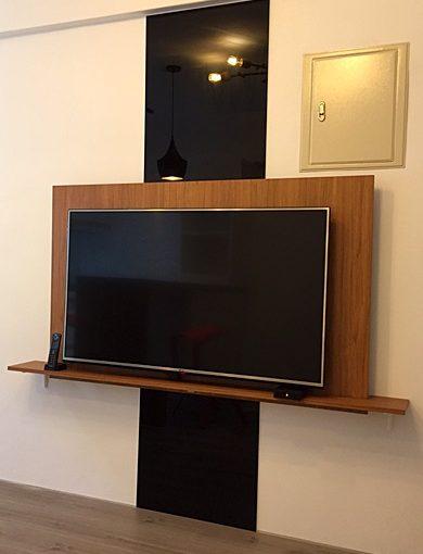 【台北系統家具】台北系統家具公司價格實在,費用比傳統木作家具實在,板材品質比其他家具工廠直營店還要好,系統櫃拆換方便,超感謝房仲的介紹~~