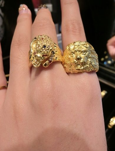 【台中婚戒推薦】gia鑽石/黃金分享★男生的黃金結婚戒指,造型也太厲害*和結婚金飾套組一樣,價格都超實在的!