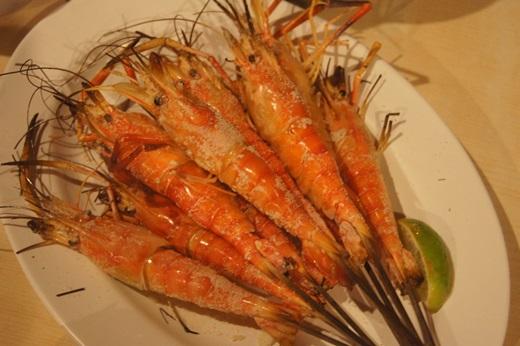 【海鮮】新竹餐廳推薦+美食餐廳+聚餐餐廳+竹北美食+活蝦餐廳+聚餐餐廳+新竹活蝦+令人難忘,最新鮮活蝦料理~