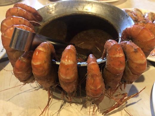 公司聚餐好去處【新竹美食】最喜歡的活蝦餐廳!人氣無法抵擋的海鮮料理~