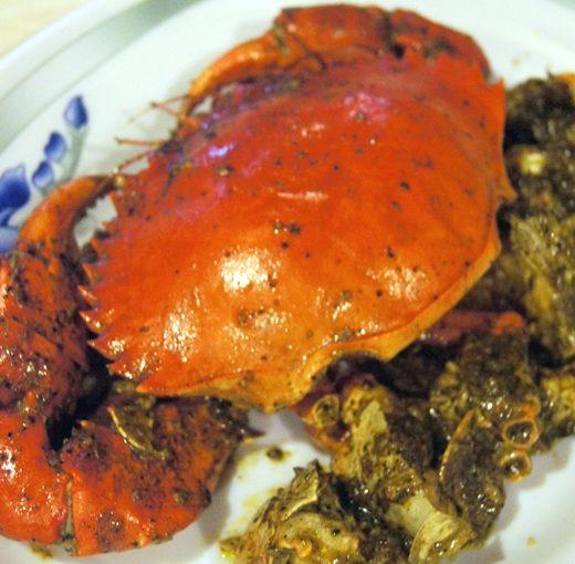 【新竹餐廳】在對的季節吃對的美食! 海鮮饕客注意啦!竹北最有名的活蝦餐廳~~聚餐來這選對了~!